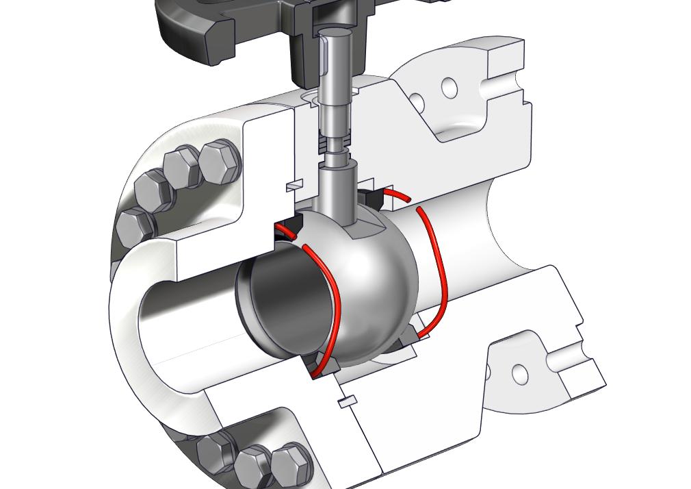 Preload seat valves